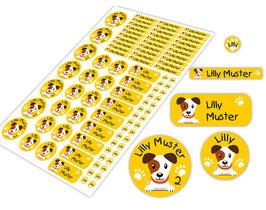 Schulstarter - Set | Hund Jack Russel