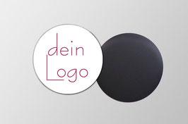 Magnetfoto rund | personalisierbar mit deinem Logo