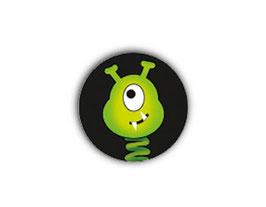 Aufkleber Mini Dots | Monster 2
