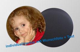 Magnetfotos - Rund | mit eigenem Foto personalisierbar