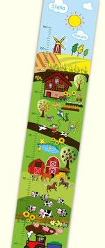 Messlatte | Bauernhof