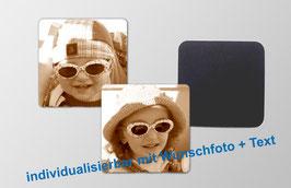 Magnetfoto mini quadratisch | personalisierbar mit Foto