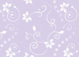 selbstklebende Bordüre   Florale Träume