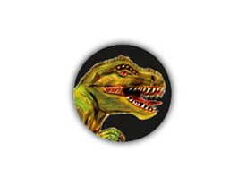Aufkleber Mini Dots | T-Rex