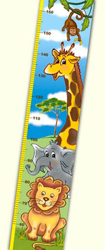 Messlatte | Giraffe Afrika