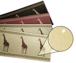 Gold - Metallic Bordüre | Giraffe