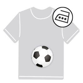Mini Bügeletiketten | Fußball