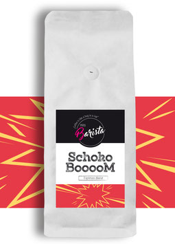 Schoko BooooM Espresso Blend