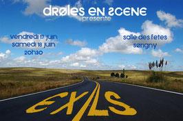 Exils - DVD