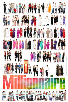 Millionnaire - Poster