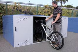 Fahrradgarage BIKEBOX 1G + 1B