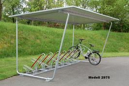 """Fahrradüberdachung Modell """"SIEGEN"""" 2975"""