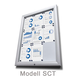 Schaukasten SCT LED