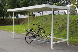 "Fahrradüberdachung Modell ""LEIBZIG"""