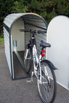 Fahrradgarage BIKEBOX 3 + 3 DUO