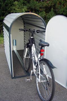 Fahrradgarage BIKEBOX 3 + 3 DUO