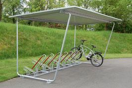 """Fahrradüberdachung Modell """"SIEGEN"""" 4300"""