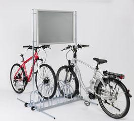 Werbe-Fahrradständer CW 5000