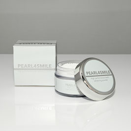 PEARL4SMILE - High performance teeth whitening powder