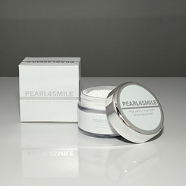 2 x PEARL4SMILE - High performance teeth whitening powder