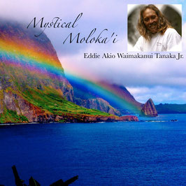 "CD: ""Mystical Molokai"" - Edward Tanaka (Nr. 1819)"