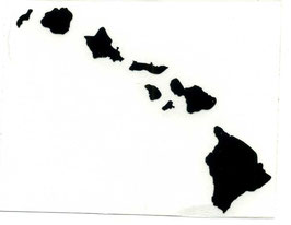 Hawai'i  7,3 cm