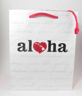 Geschenktasche groß - ALOHA