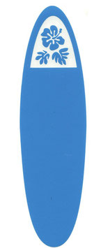 Surfboard 22,8 cm