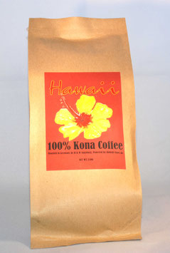 250 g Kona Kaffee - Greenwell Extra Fancy