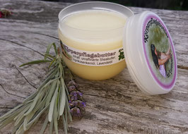 Körperpflegebutter mit Lavendel