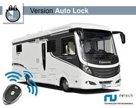 Starter Set Auto Lock mit 4 Verriegelungen für Iveco Daily / MAN