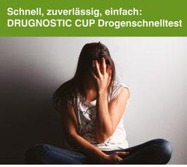DRUGNOSTIC CUP Drogennachweistest