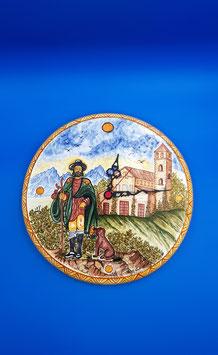 Orologio San Rocco forma classica