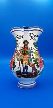 Brocca San Rocco bluette 1 L