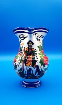 Brocca San Rocco blu 1/2 L