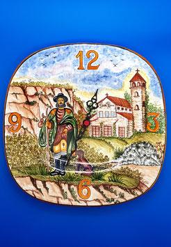 Orologio San Rocco quadrato