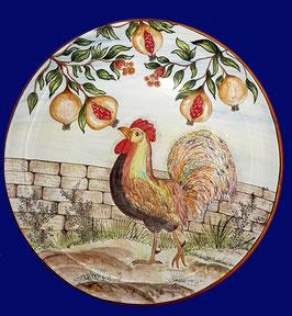 Piatto gallo