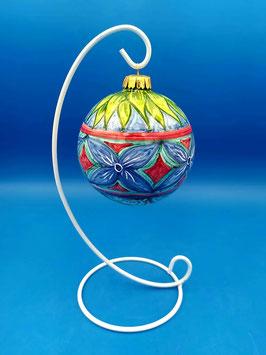 """Palla di Natale """"Il fiore di Diana"""""""
