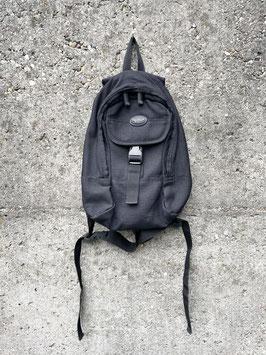 dockers backpack black nylon