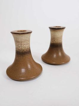 candleholder brown