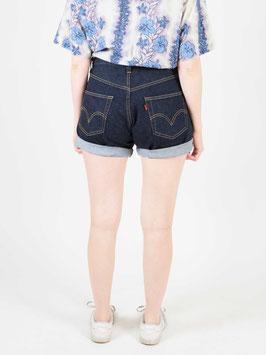 levis shorts darkblue