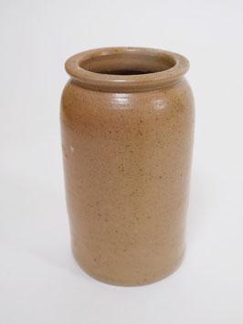 large vase brown