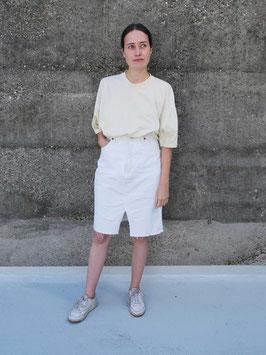 reworked denim skirt wrangler