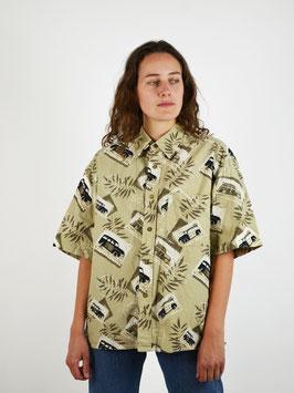 pattern shirt cars