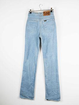 lee mom jeans light blue high waisted