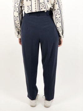 trousers highwaist blue