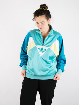 adidas jumper turquoise
