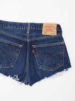 levis denim shorts 501