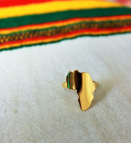 "Ring ""GOLDEN AFRICA"""