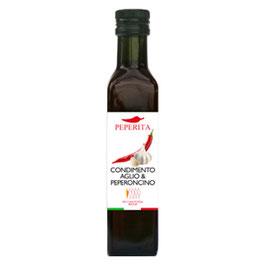 Olivenöl Knoblauch/Chili